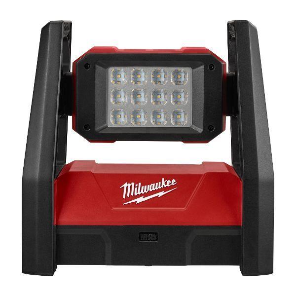 Φακός Επιφάνειας Υψηλών Επιδόσεων LED Milwaukee M18 HAL-0 | electrictools.gr