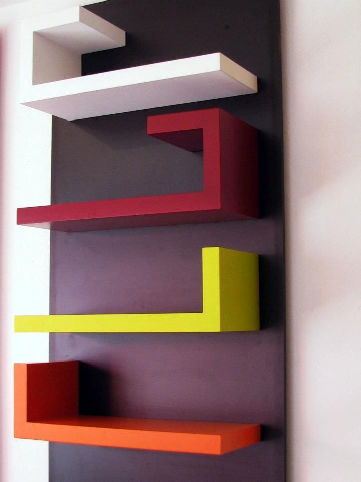 Diy Bookshelf Easy Shelving Ideas