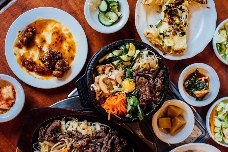 On vous parle du restaurant coréen La Maison de Seoul sur Sherbrooke Ouest : un bon petit resto Apportez-votre vin abordable et convivial.