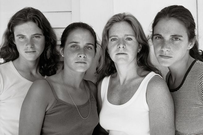 Why Are We So Captivated By These Photographs of Four Sisters Taken Over 40 Years?