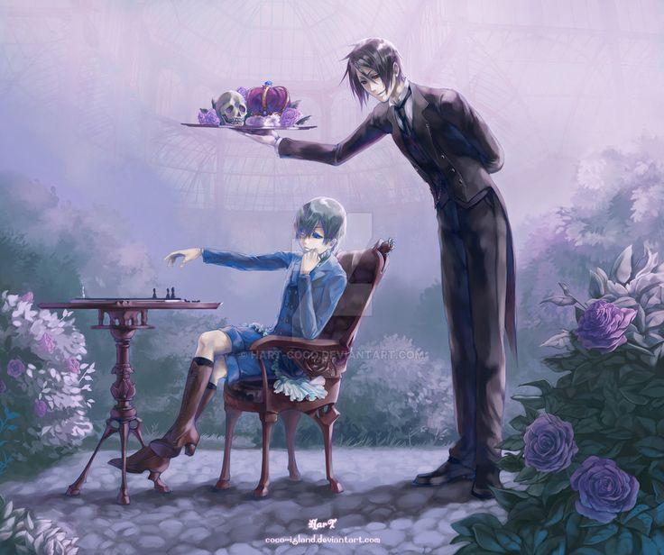 Kuroshitsuji: Violet Dream by hart-coco