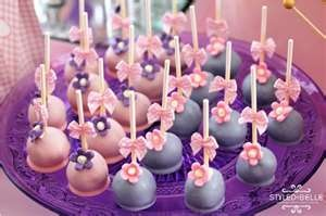 cake pops!!!  yellow and purple instead of pink…Search Results for purple and