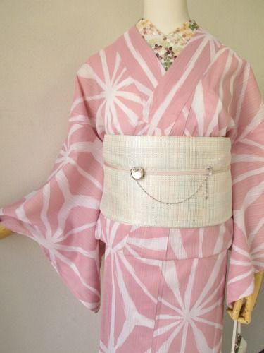 今年の浴衣 「麻の葉」 新色が発売開始! : 豆千代News