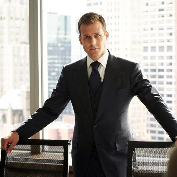 22 - Harvey Specter dans Suits (Gabriel Macht)