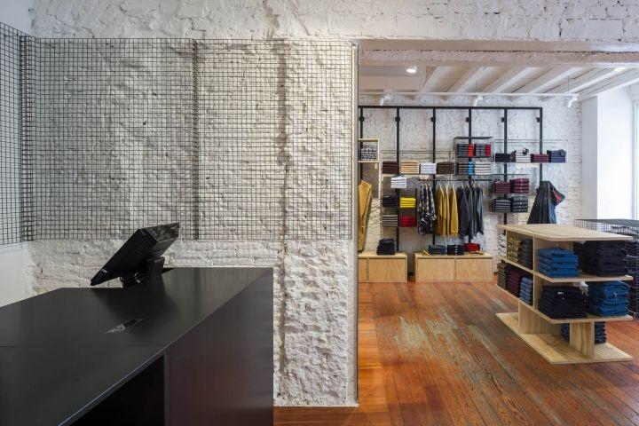 19 best winkels concept fashion store images on pinterest - Interior design udine ...