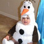 Baby Olaf