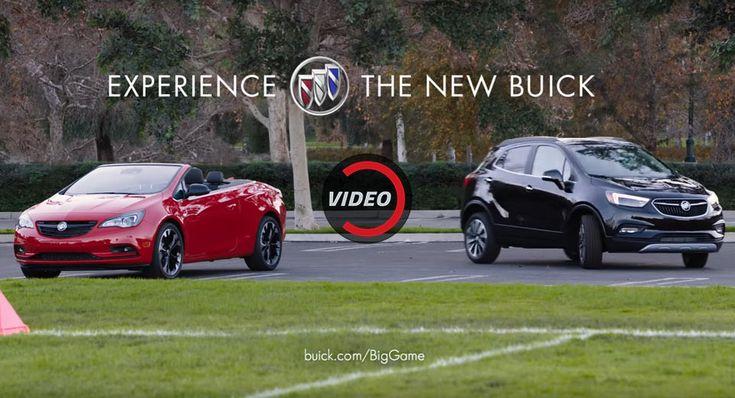 Buick's Super Bowl Commercial Stars Cam Newton And Miranda Kerr