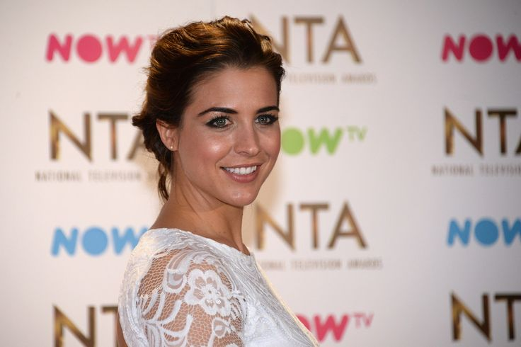Gemma Atkinson Photos Photos - National Television Awards - Winners Room - Zimbio
