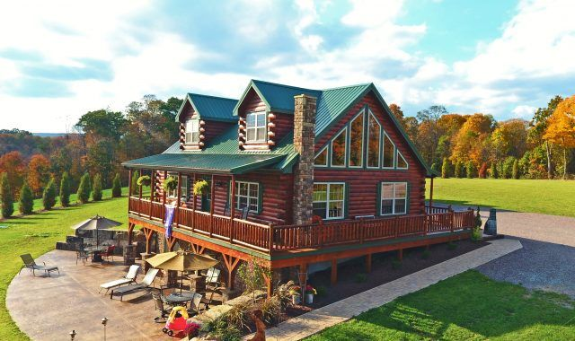 Best 25 modular log cabin ideas on pinterest modular for Cozy cabins pa