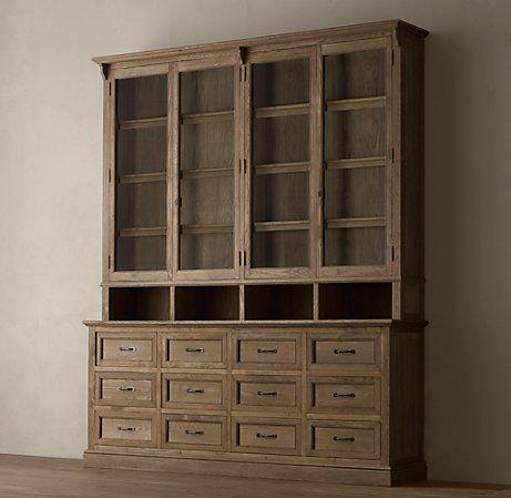 Apothecary cabinet restoration hardware restorations - Restoration hardware cabinets ...