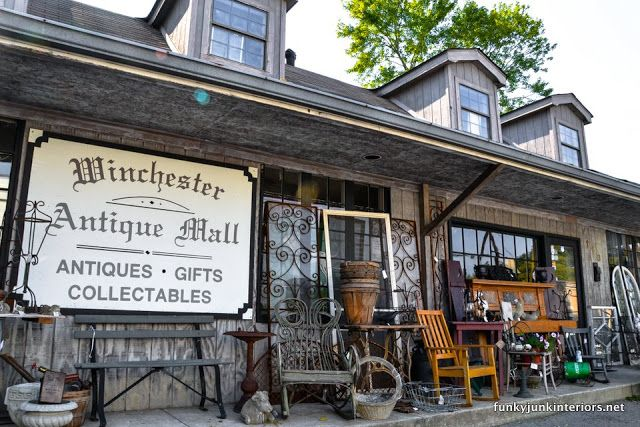 A walk through Franklin, in Nashville, Tennessee | Funky Junk InteriorsFunky Junk Interiors-The Factory