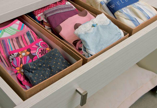 ideas baratas para ordenar armarios