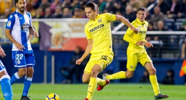 Villarreal 1-1 Deportivo Maç Özeti İzle!