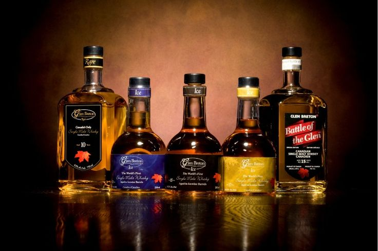 Visit the Glen Breton Distillery! Take a tour and experience their incredible whiskies!
