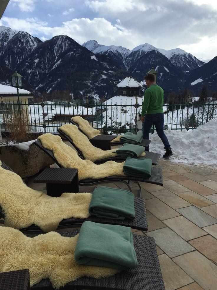 Schalber Hotel in Serfaus, Austria