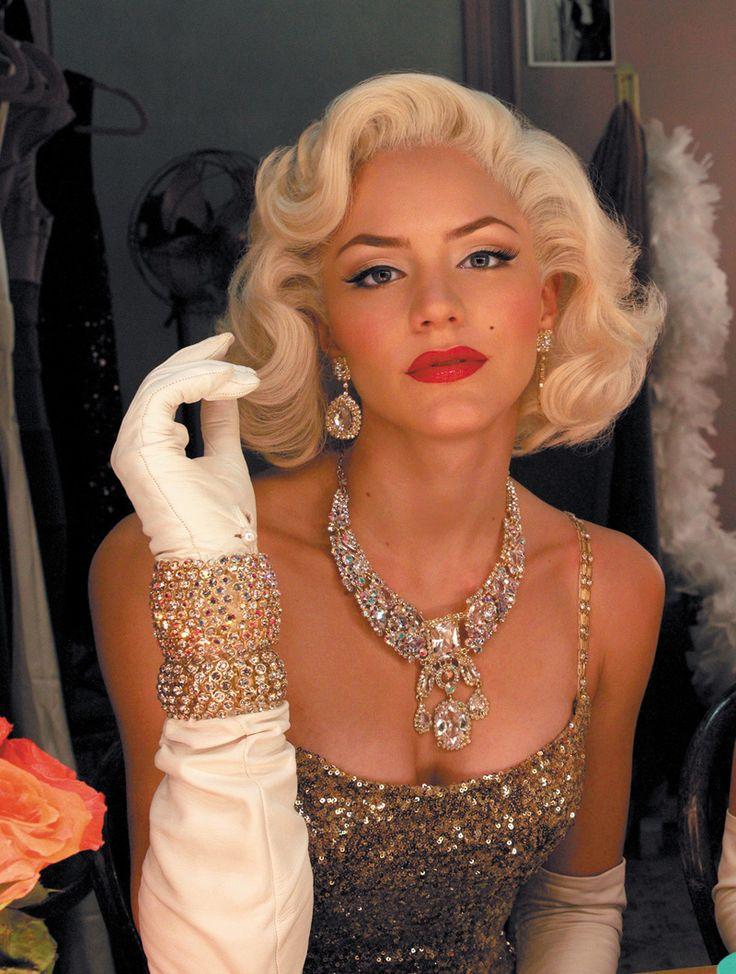 Get the Marilyn look – the #Smash make-up artist shares her tricks for Monroe make-up.