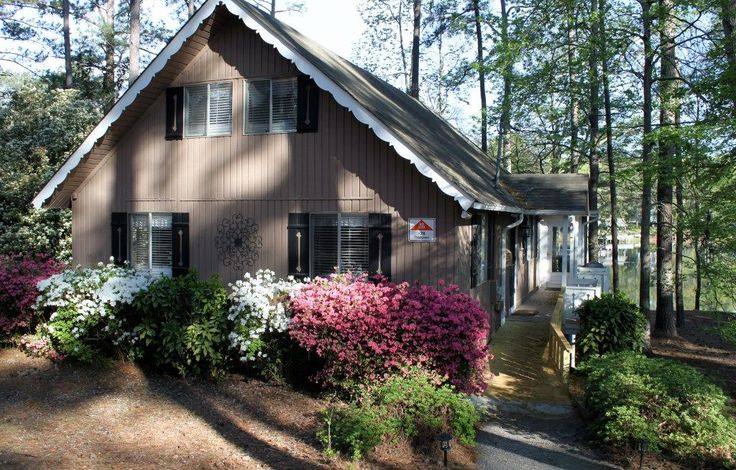 Chalet vacation rental in Pine Mountain, GA, USA from VRBO.com! #vacation #rental #travel #vrbo