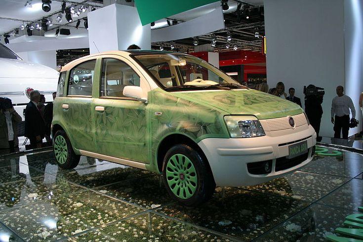 Fiat Panda Aria – 2007