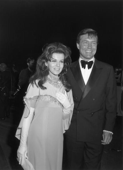 Ann Margret & Roger Smith married on May 8, 1967 through the present.