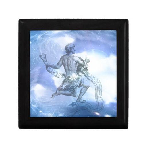 Age of Aquarius jewelry gift box