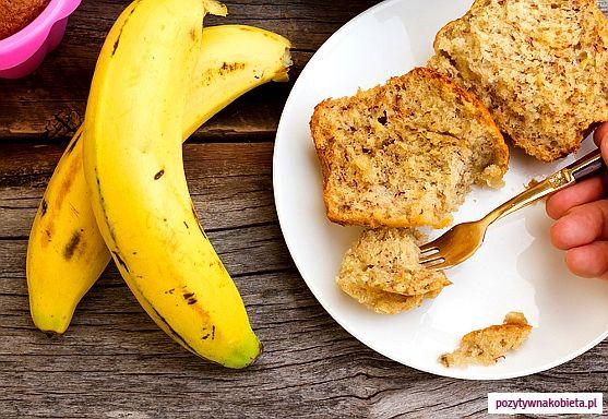 Bananowe ciasto - prosty i zdrowy przepis!