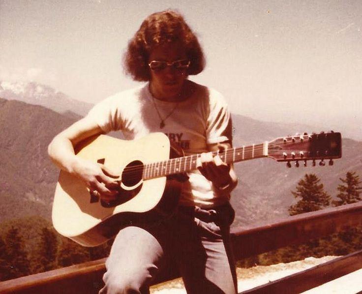 In 1977 in de Franse Pyreneen Guzet Neige