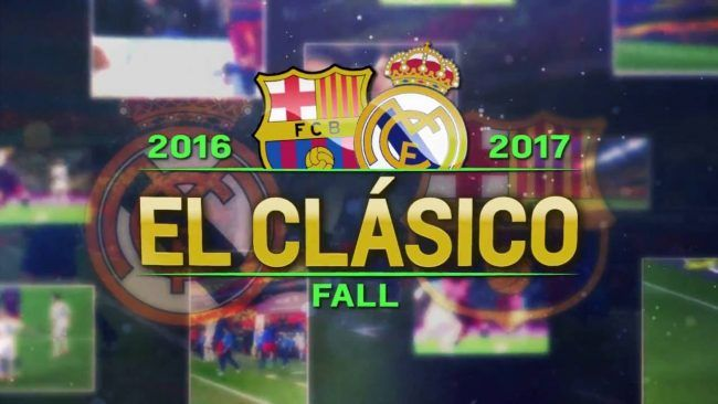 Watch Barcelona vs Real Madrid Live - Stream El Clasico online