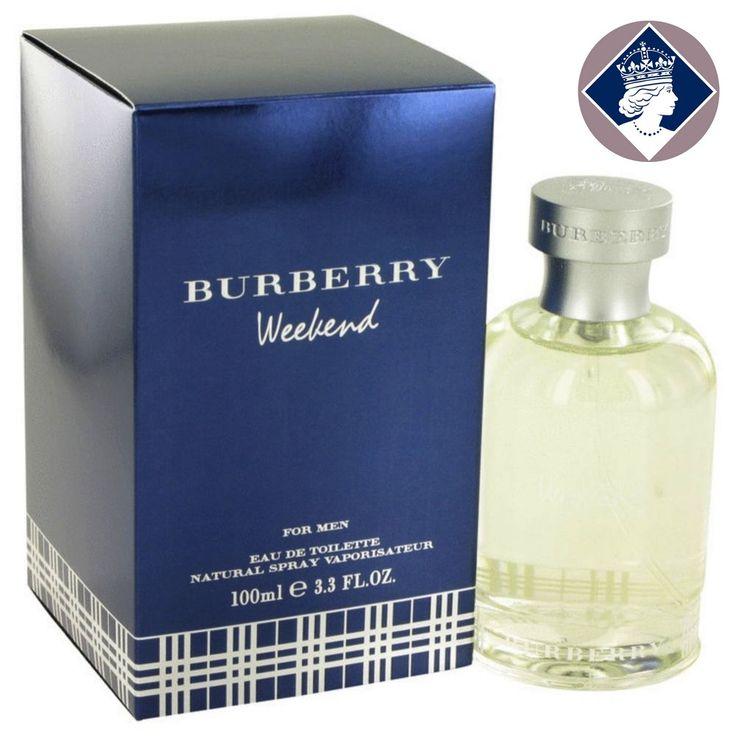 Burberry Weekend for Men 100ml/3.3oz Eau De Toilette Spray EDT Cologne Fragrance