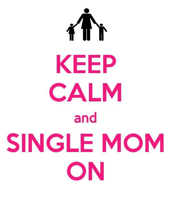 & single mom on.