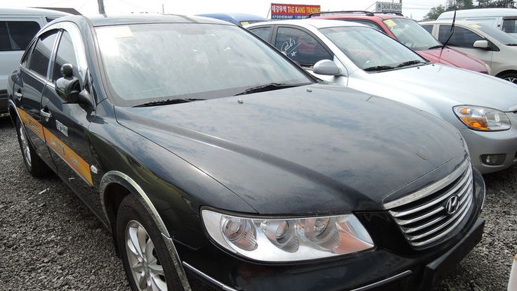 2007 Hyundai Grandeur TG TAXI A/T