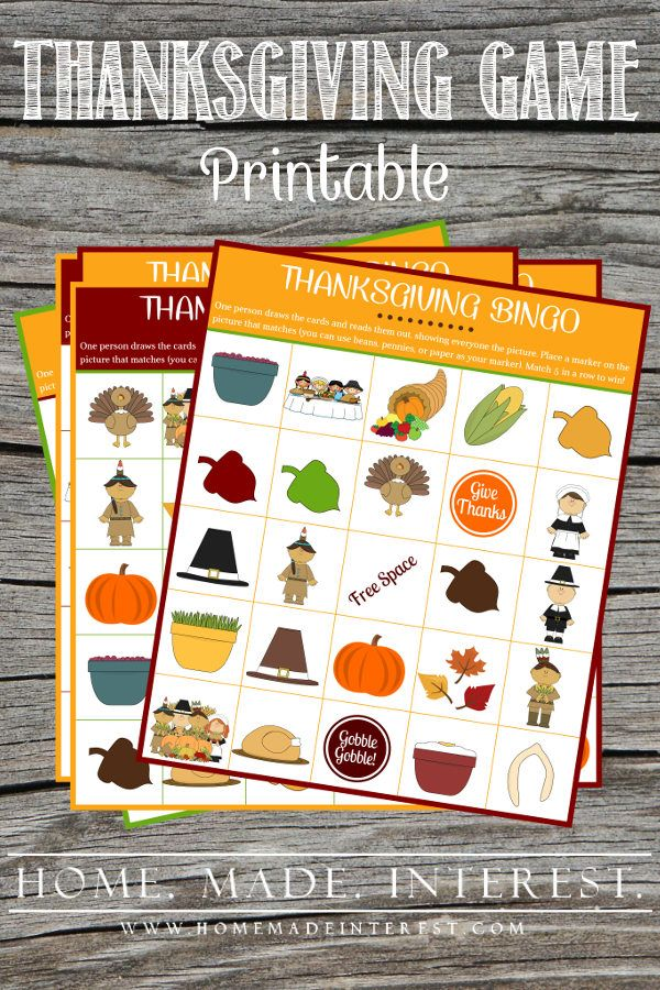 Best ideas about thanksgiving games for adults on