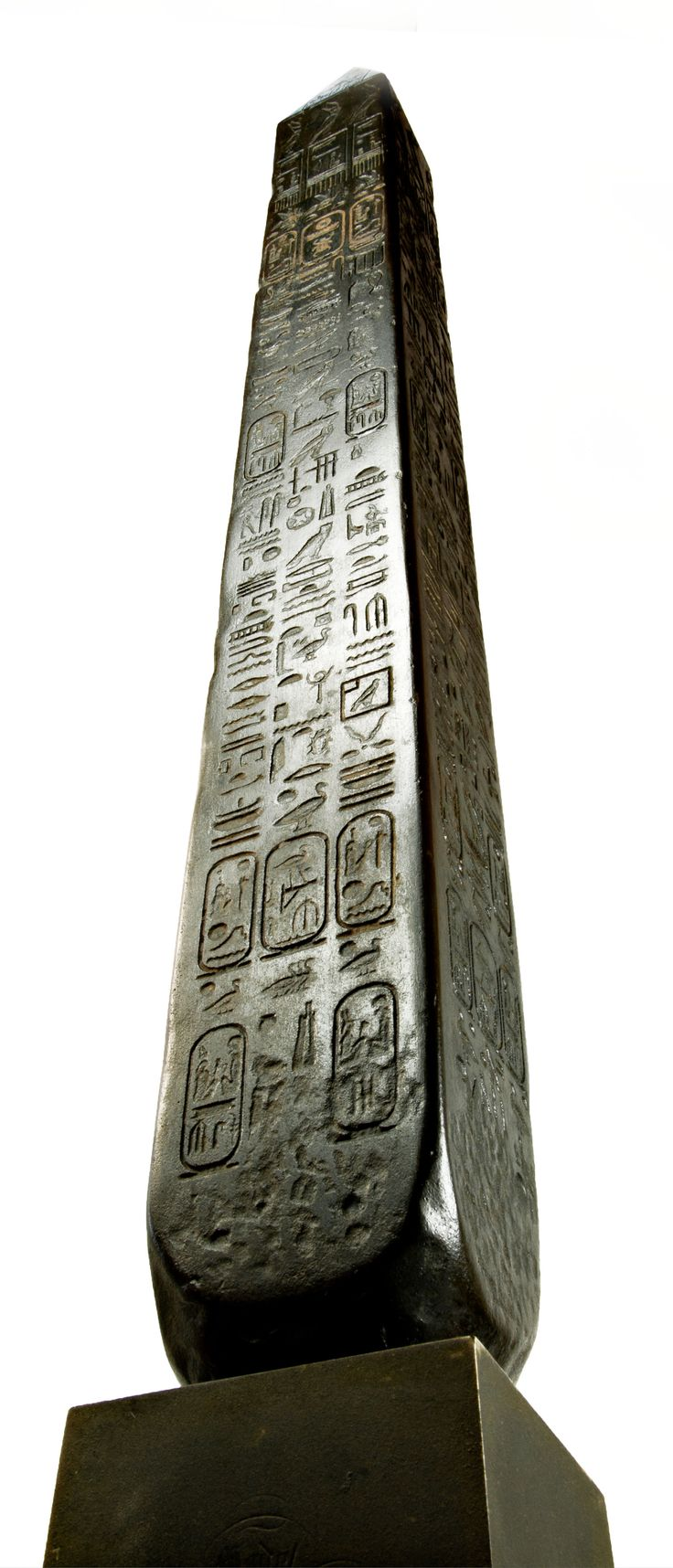 Cleopatra's Needle, brought from Alexandria to London, was erected on the Thames Embankment on September 12, 1878.