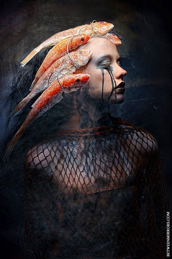 BetweenMirrors.com | Alt Art Gallery: The Dark Fashion Photography of Stefan Gesell: