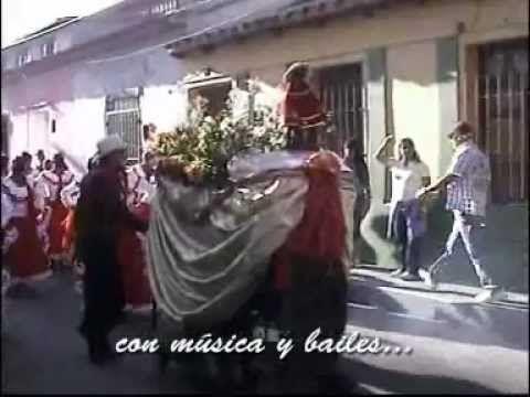 MAÑANA - celebracion al santo negro: San Benito de Palermo