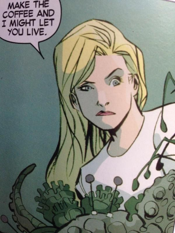 Proof that I am actually Carol Danvers.