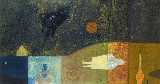 Bálint Endre - Honvágy, 1959