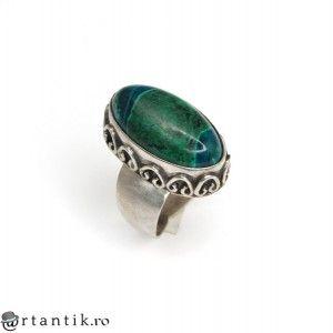 remarcabil inel Eilat - veche manufactura israeliana - cca 1970