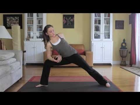 Day 23 - 30 Day Yoga Challenge - YouTube  Yoga For The Neck And Upper Back