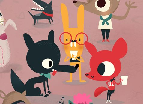 betowers:    Detail of magazine cover http://beatorres.blogspot.com.es/