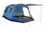 BRUNNER VERTICAL PT II  Komforan obiteljski šator sa velikim dnevnim boravkom. Posebnost ovog šatora je PE pod koji se može zatvaračem spojiti za stijenke šatora. Optimalna ventilacija zahvaljujući ulazima i velikim prozorima na obje strane. Odvojiva pregrada za sobe, mogućnost roll-upa vrata i prozora za zaštitu od vjetra.  Cijena: 3170 kn  http://www.kampoprema.com/satoriza4iviseosoba-verticalptii-p-221.html
