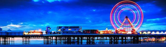 Blackpool Hen Party Activities