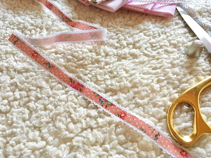 A personal favorite from my Etsy shop https://www.etsy.com/listing/507879555/1m-pink-polka-dots-ribbon-with-scalloped