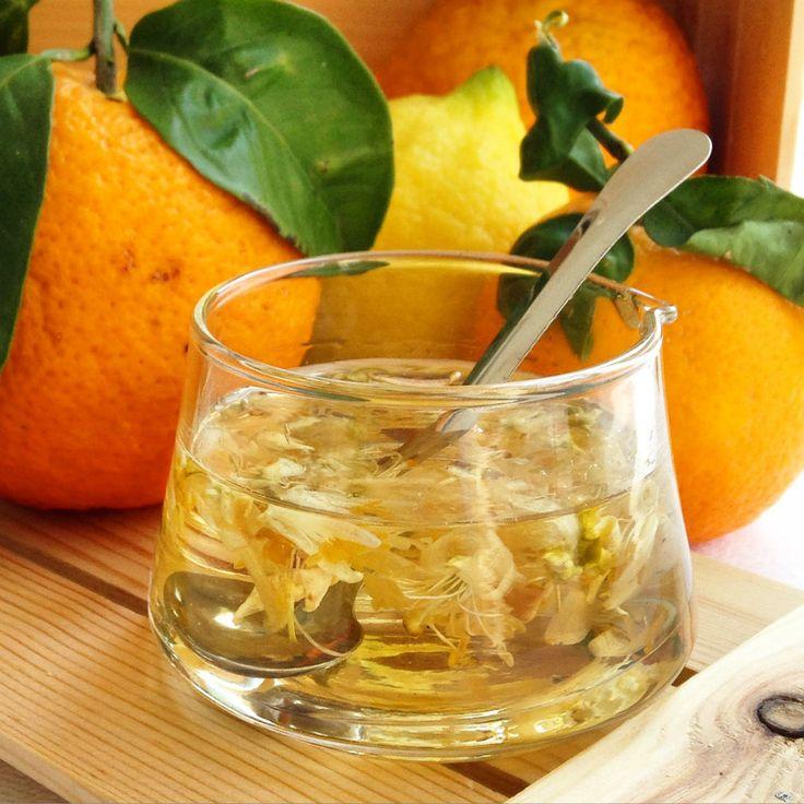 Portakal Çiçeği Reçeli-Orange Flowers Jam