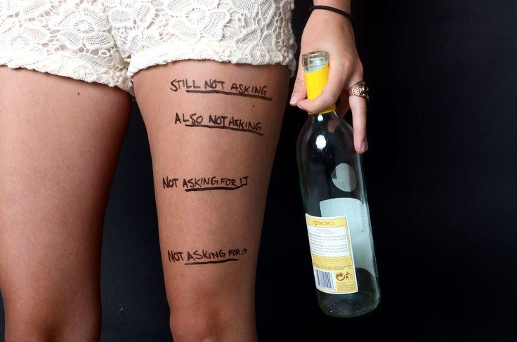 It's Not Rape, But It's Not Okay