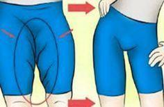 Doe dit 1 keer per dag en je benen worden oogverblindend mooi. De beste oefening voor de binnenkant van je dijen