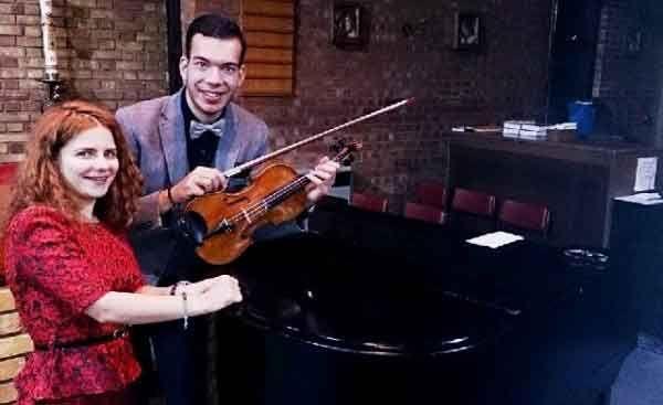 Doi tineri muzicieni români în plină afirmare la Londra