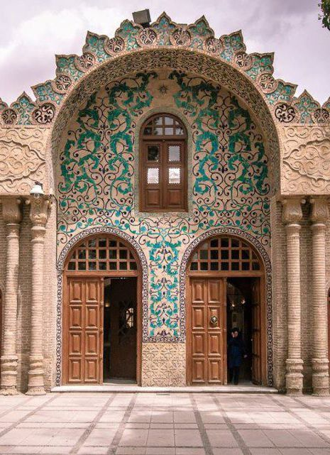 Library of Kerman, Iran https://www.facebook.com/IranWelcomesYou/photos/?tab=albums
