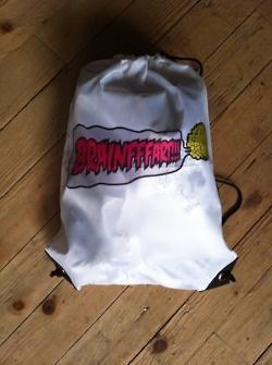 Brainfart Bag by Brainfart