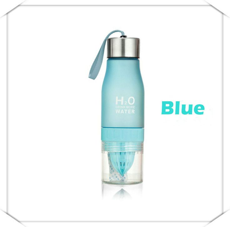 Eco-friendly Plastic H2O Infusion Bottle