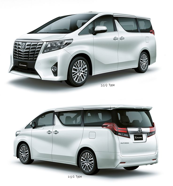 MPV | Mobil Keluarga Premium Terbaik Indonesia| Toyota ALPHARD - Royal Indulgement on Your Courtyard | color-3d Alphard 2.5 G start from Rp 830.000.000,-